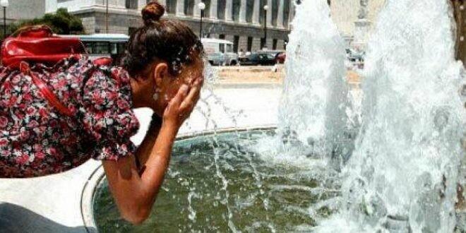 Σέρρες:Ο υδράργυρος θα αγγίξει   τους 44-45 βαθμούς